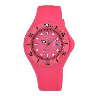 Toy Watch Womens JTB04PS Quartz Pink Dial Plastic Watch Watches