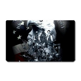 Duty Honor Country US Military Veterans Day Poster Large Fridge Magnet