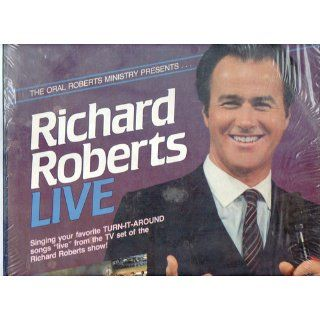 Oral Roberts Ministry Presents Richard Roberts Live   LP
