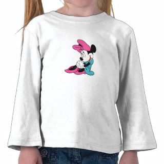 Mickey & Friends Minnie T shirts