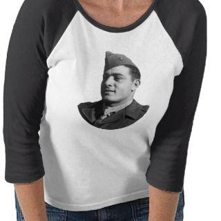 John Basilone    Medal of Honor Recipient Shirts
