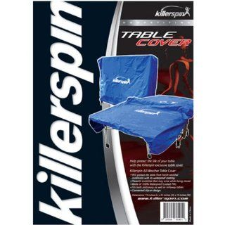 Table Tennis Table Cover BLUE 73 L X 63 H X 12 W