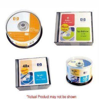 HP   10 x DVD+R   4.7 GB 4x   slim jewel case   storage