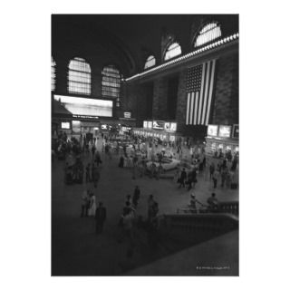 Grand Central Station Personalized Invite