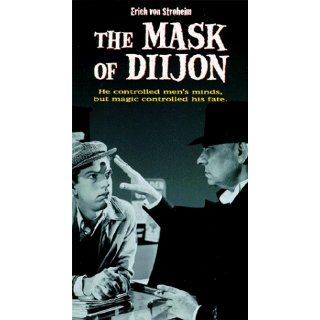 Mask of Diijon [VHS]: Erich von Stroheim, Jeanne Bates