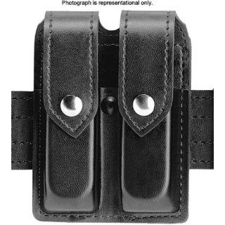 77 Double Handgun Magazine Pouch   STX Tactical Black, Ambidextrous 77