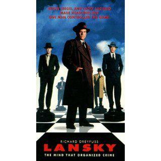 Lansky [VHS] Richard Dreyfuss, Yosef Carmon, Mosko
