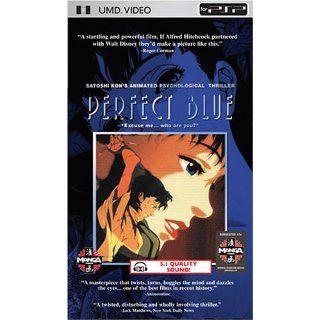 Perfect Blue [UMD for PSP] Satoshi Kon, Hisao Shirai