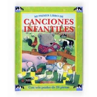 Mi primer libro de canciones infantiles/ My First Book of Nursery