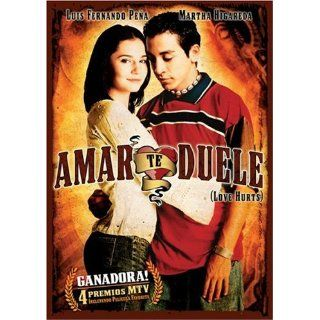 Amar Te Duele: Luis Fernando Peña, Martha Higareda