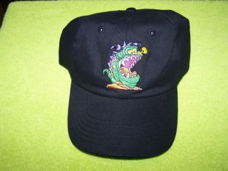 Monster Ball Cap Black