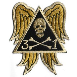 31st Bomb Squadron 5.75 Patch Triangle Everything Else