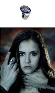 Hot New Fashion Style Silver The Vampire Diaries Finger Ring Rings