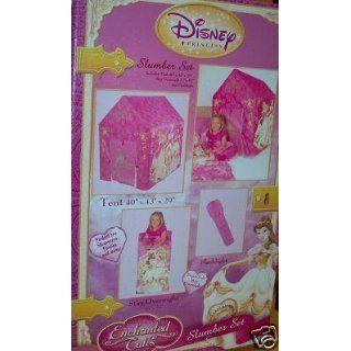 Disney Princess Enchanted Tales Tent Slumber Set Toys