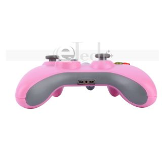New Game USB Wired Controller for Microsoft Xbox 360 Pink