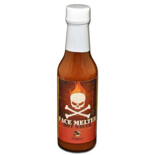 Fishing Guide Edition Face Melter Caribbean Habanero Hot Sauce
