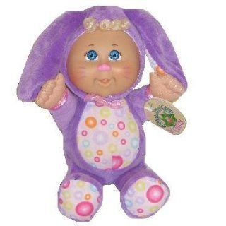 Cabbage Patch Kids Cuties Plush Doll   Purple Bunny: Toys