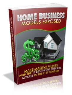 HOME BUSINESS Opportunity Models EXPOSED HOW To Make MONEY Online