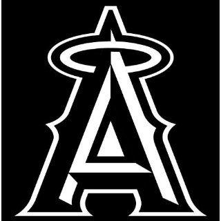 Anaheim Angels White Auto Car Wall Decal Sticker Vinyl