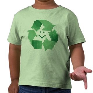 Recycle Symbol Toddler Shirt