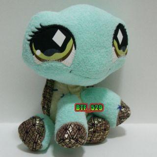 Plush 5 Turtle New Littlest Pet Shop Plush Doll Figure Toy