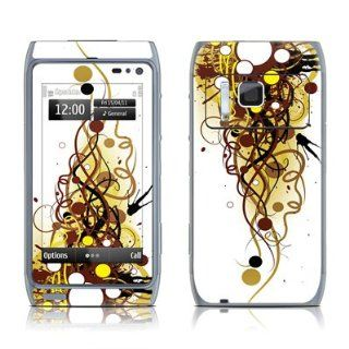 Mardi Gras Design Protective Decal Skin Sticker for Nokia
