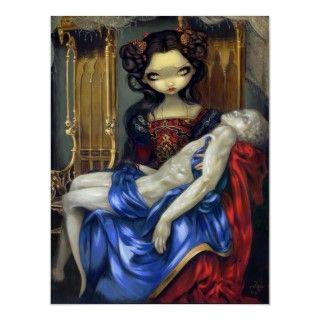 Vampiri Fantasía gótica del vampiro de la IMPRE Poster de