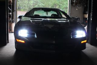 93 97 Camaro HID Head Light Conversion Kit w Housings