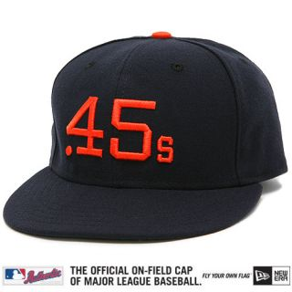59fifty MLB on field 1962 64 houston astros colt .45s fitted cap hat
