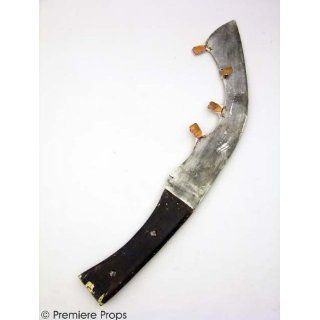 Resident Evil Extinction Alice (Milla Jovovich) Knife