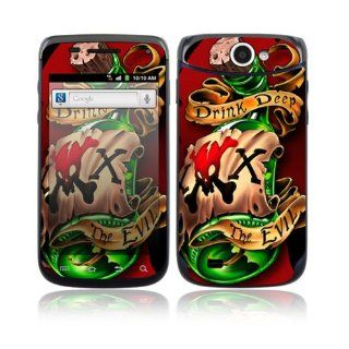 Bottle Decorative Skin Cover Decal Sticker for Samsung