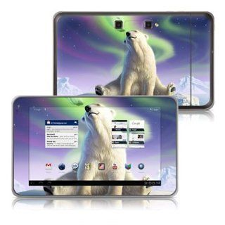 LG G Slate Tablet Skin (High Gloss Finish)   Arctic Kiss