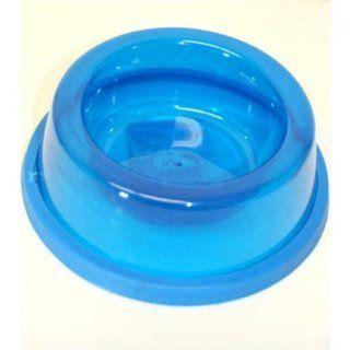 Clear Plastic Pet Bowl   Case Pack 144 SKU PAS981083