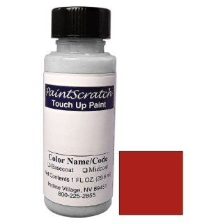 Oz. Bottle of Monaco Red Touch Up Paint for 1989 Dodge Import Truck