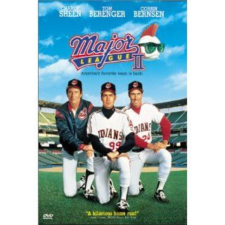 Major League II Charlie Sheen, Tom Berenger, Corbin
