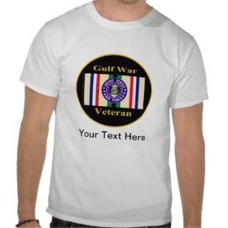 Gulf War Veteran Air Force T shirt