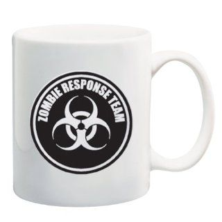 ZOMBIE RESPONSE TEAM Mug Coffee Cup 11 oz: Everything Else