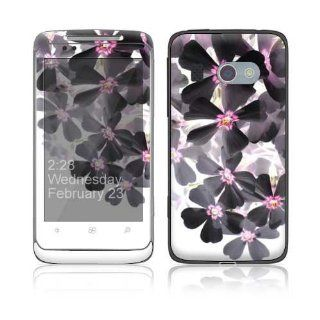 HTC Surround Skin Decal Sticker   Asian Flower Paint