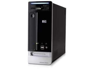 HP Pavilion Slimline S3650F Media Center PC with Blu Ray