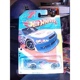 Hot Wheels NASCAR Danica Patrick 2010 CHEVY IMPALA SS