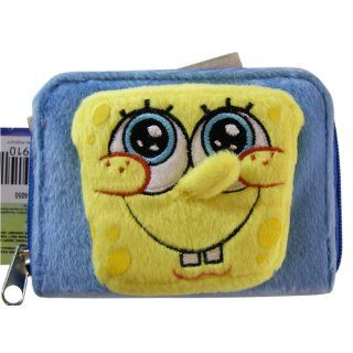 Nick Jr. Spongebob Wallet   Spongebob Plushy Coin Purse