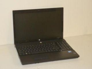 HP 15 6 ProBook Intel Core i3 Laptop Computer 4520s