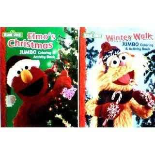 Sesame Street Elmos Christmas/Sesame Street Winter Walk