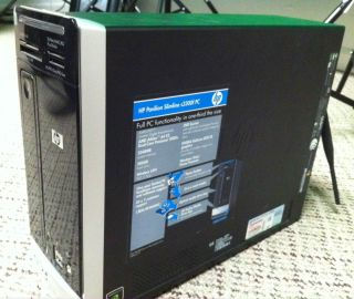 HP Pavilion Slimline s3300f PC Desktop PC needs power supply and hard