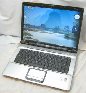 HP Pavilion DV6000 15 4 Laptop PC Core Duo 2 00 GHz CPU 1536 MB RAM
