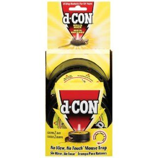 D Con   No View, No Touch Slim Pack Mouse Trap   2Pk