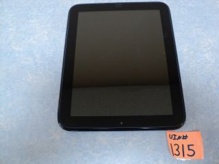 HP TouchPad FB355UAR 9 7 inch LED Tablet Dual Core 1 2GHz 1GB 16GB