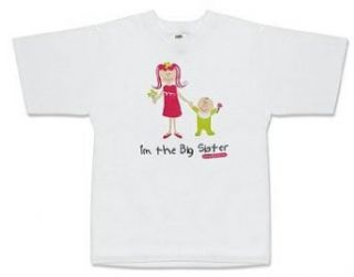 Im the New Big Sister T Shirt Gift   New Big Sister Gift