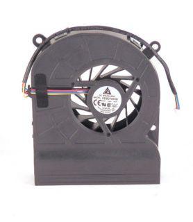 HP Delta CPU 12V Blower Fan 80mm x 20mm Model KDB0705HB SPS 599992 001
