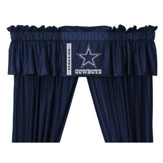 Best Quality Locker Room Valance   Dallas Cowboys NFL
